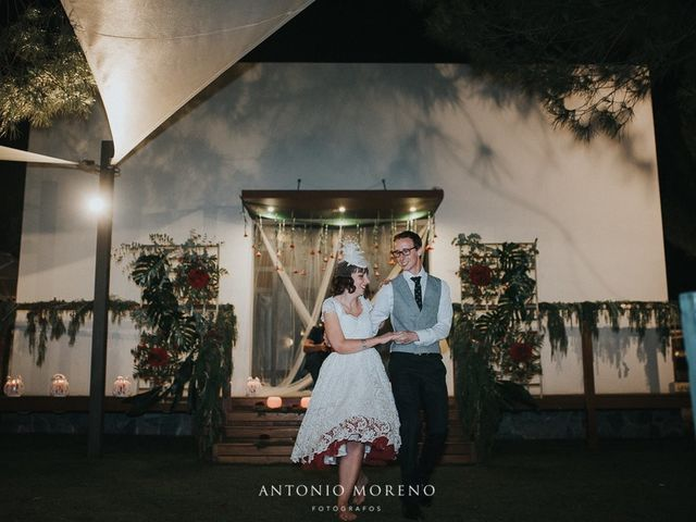 La boda de Dani  y Lydia  en Murcia, Murcia 83