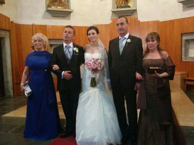 La boda de Emilio y Sara en Sant Vicenç De Montalt, Barcelona 7
