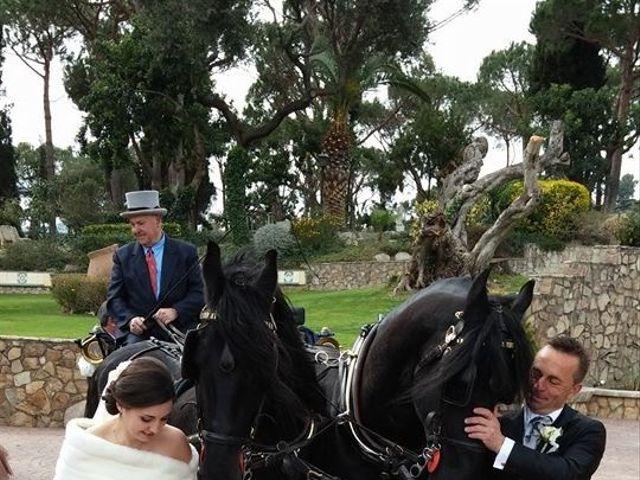La boda de Emilio y Sara en Sant Vicenç De Montalt, Barcelona 9