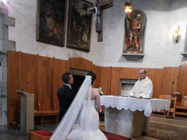 La boda de Emilio y Sara en Sant Vicenç De Montalt, Barcelona 14
