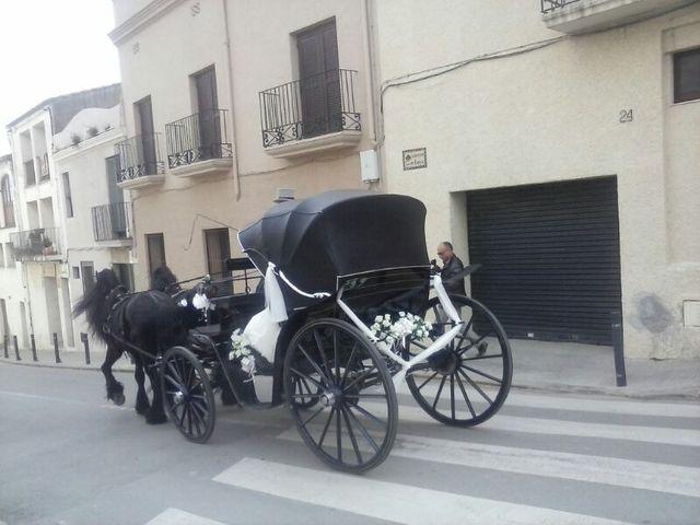 La boda de Emilio y Sara en Sant Vicenç De Montalt, Barcelona 18