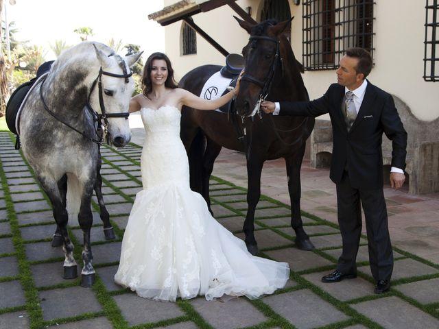 La boda de Emilio y Sara en Sant Vicenç De Montalt, Barcelona 21