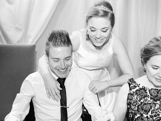 La boda de Manu y Bea en Navalcarnero, Madrid 71