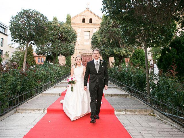 La boda de Manu y Bea en Navalcarnero, Madrid 50