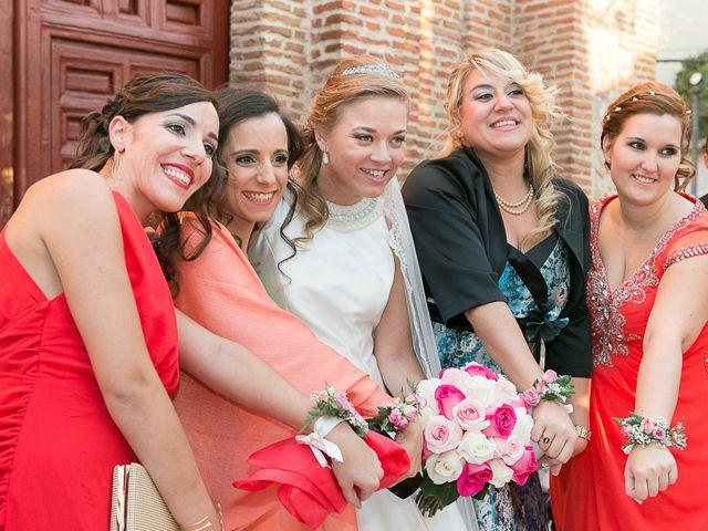 La boda de Manu y Bea en Navalcarnero, Madrid 49