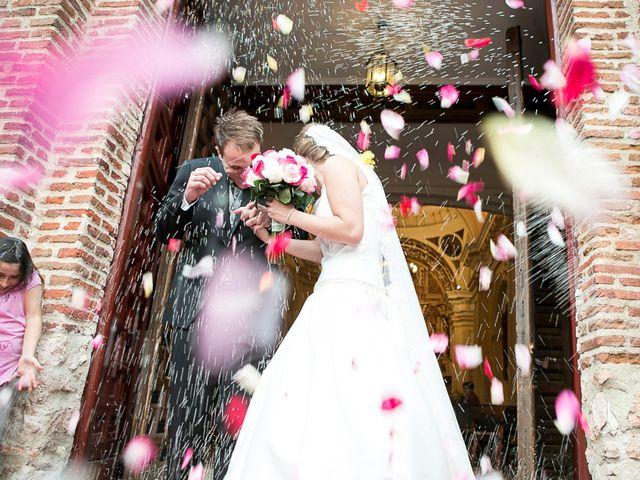 La boda de Manu y Bea en Navalcarnero, Madrid 45
