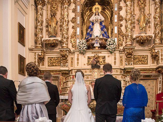 La boda de Manu y Bea en Navalcarnero, Madrid 32