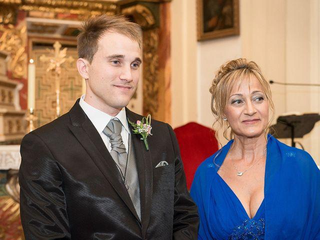 La boda de Manu y Bea en Navalcarnero, Madrid 28