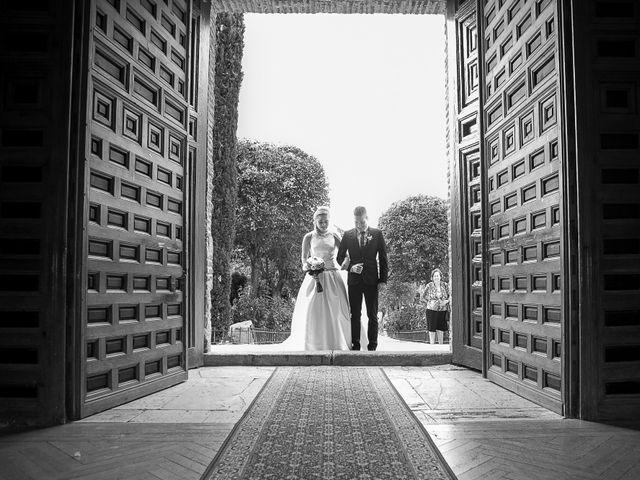La boda de Manu y Bea en Navalcarnero, Madrid 27