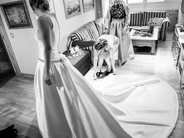 La boda de Manu y Bea en Navalcarnero, Madrid 17