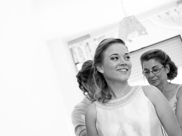 La boda de Manu y Bea en Navalcarnero, Madrid 16