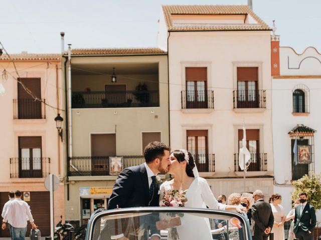 La boda de Rafa y Pilar en Rute, Córdoba 7