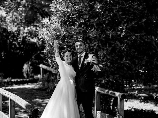 La boda de Paula y Yago en Celanova, Orense 3