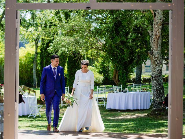 La boda de Paula y Yago en Celanova, Orense 6