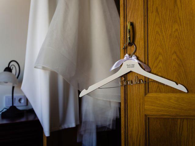 La boda de Paula y Yago en Celanova, Orense 11