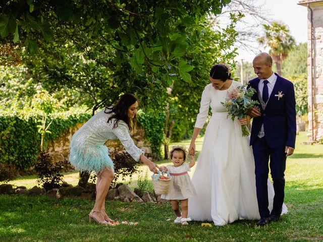 La boda de Paula y Yago en Celanova, Orense 19