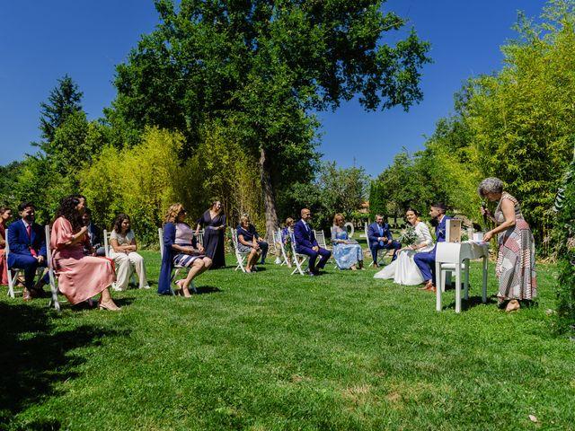 La boda de Paula y Yago en Celanova, Orense 20