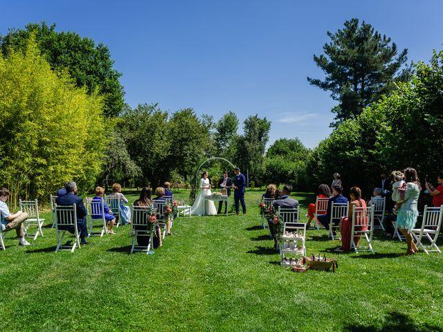 La boda de Paula y Yago en Celanova, Orense 21