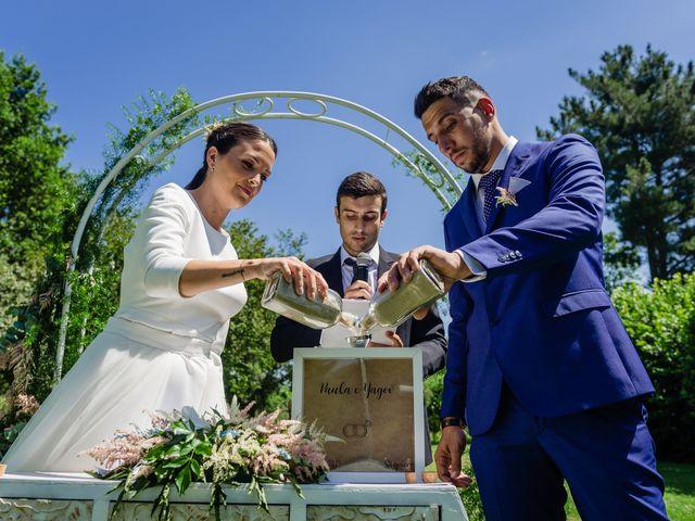 La boda de Paula y Yago en Celanova, Orense 22