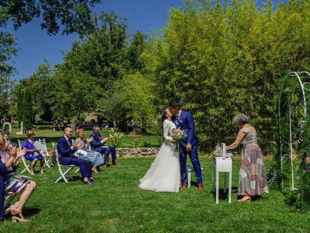 La boda de Paula y Yago en Celanova, Orense 23