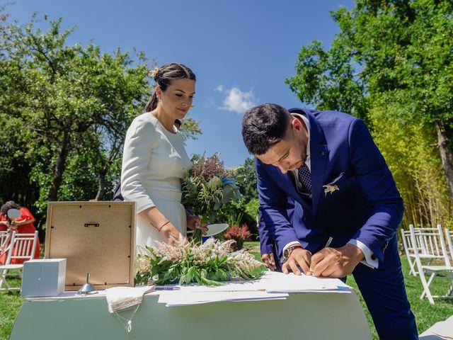 La boda de Paula y Yago en Celanova, Orense 24