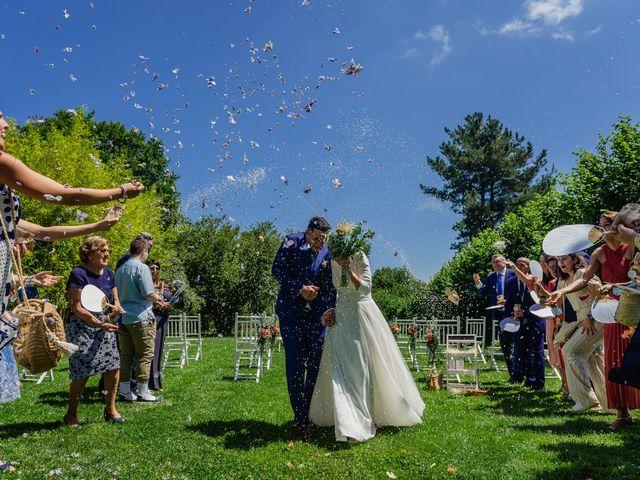 La boda de Paula y Yago en Celanova, Orense 25