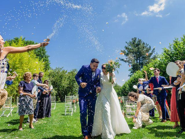 La boda de Paula y Yago en Celanova, Orense 26