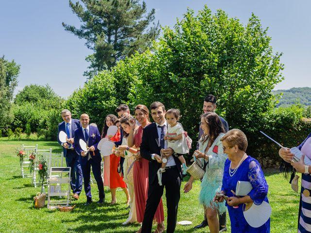 La boda de Paula y Yago en Celanova, Orense 27