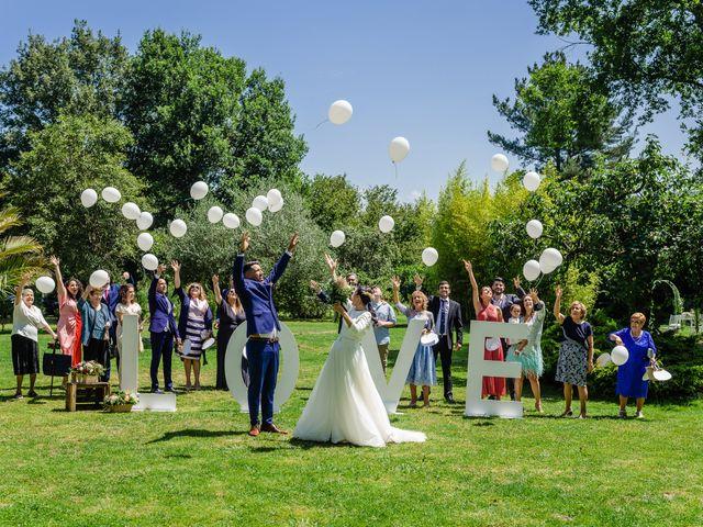 La boda de Paula y Yago en Celanova, Orense 28