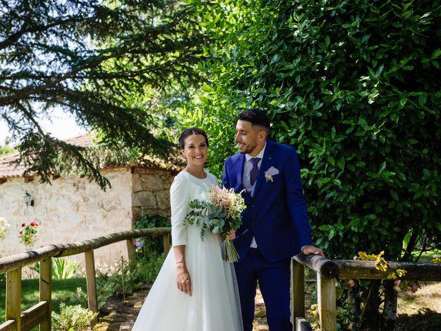 La boda de Paula y Yago en Celanova, Orense 29