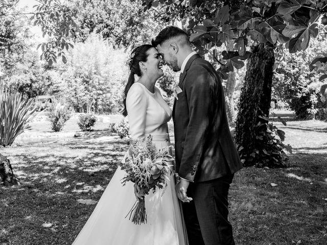 La boda de Paula y Yago en Celanova, Orense 32