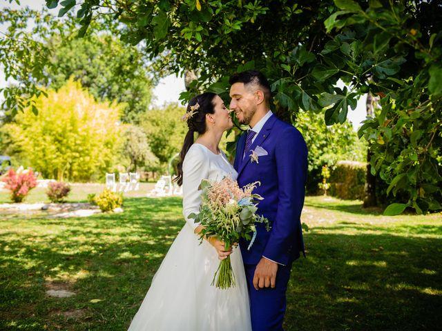 La boda de Paula y Yago en Celanova, Orense 33