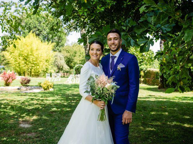 La boda de Paula y Yago en Celanova, Orense 34