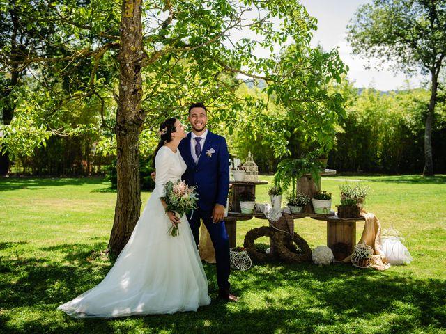 La boda de Paula y Yago en Celanova, Orense 35