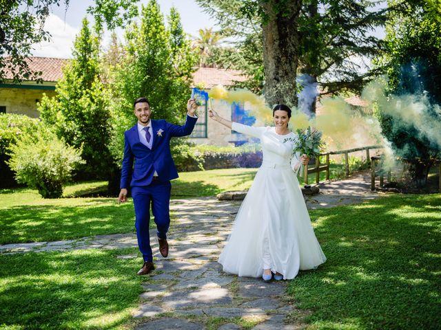 La boda de Paula y Yago en Celanova, Orense 36
