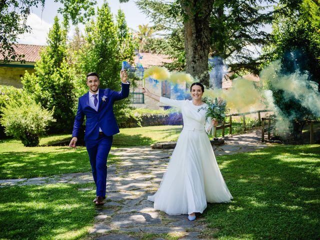 La boda de Paula y Yago en Celanova, Orense 37