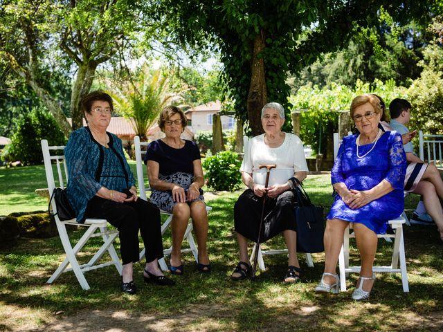 La boda de Paula y Yago en Celanova, Orense 39