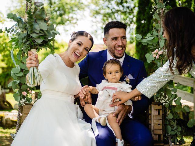 La boda de Paula y Yago en Celanova, Orense 41