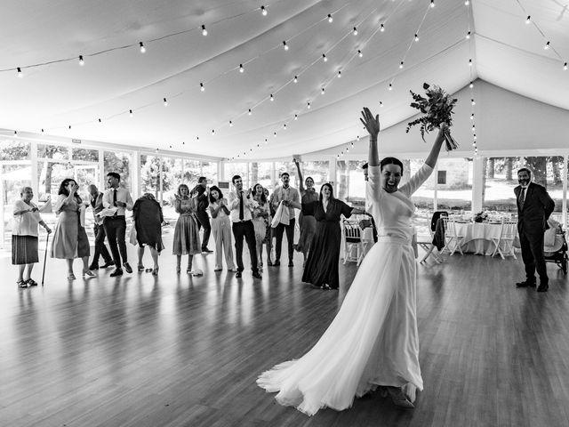 La boda de Paula y Yago en Celanova, Orense 43