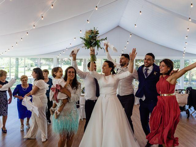 La boda de Paula y Yago en Celanova, Orense 44