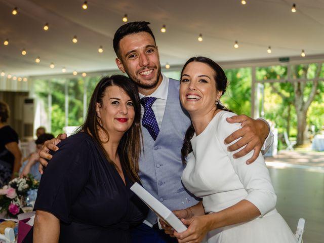 La boda de Paula y Yago en Celanova, Orense 45