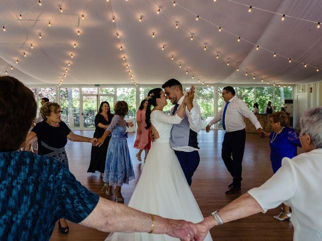 La boda de Paula y Yago en Celanova, Orense 46