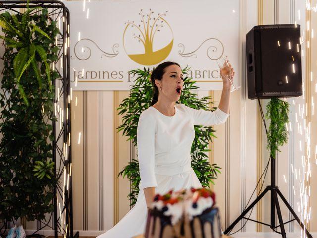 La boda de Paula y Yago en Celanova, Orense 47