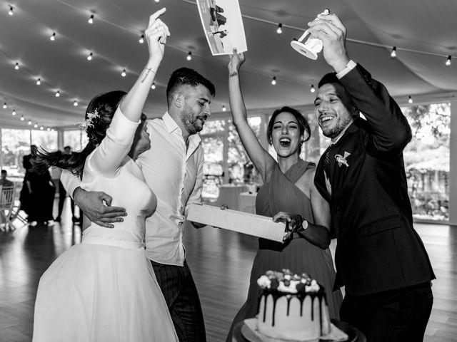 La boda de Paula y Yago en Celanova, Orense 48