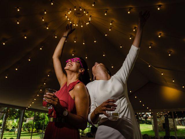 La boda de Paula y Yago en Celanova, Orense 2