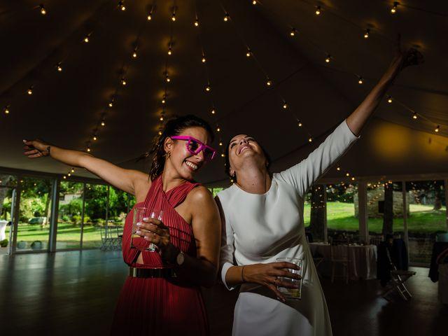 La boda de Paula y Yago en Celanova, Orense 60