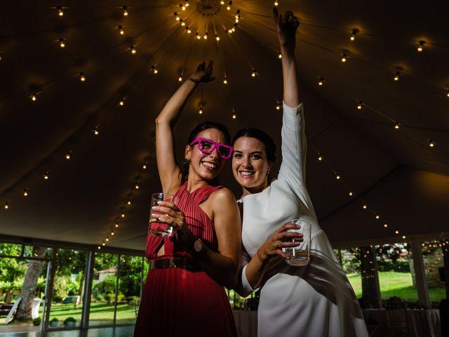 La boda de Paula y Yago en Celanova, Orense 61