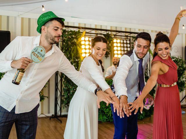 La boda de Paula y Yago en Celanova, Orense 65