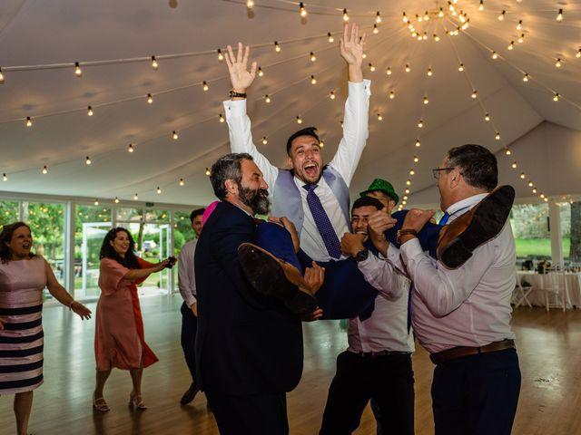 La boda de Paula y Yago en Celanova, Orense 69