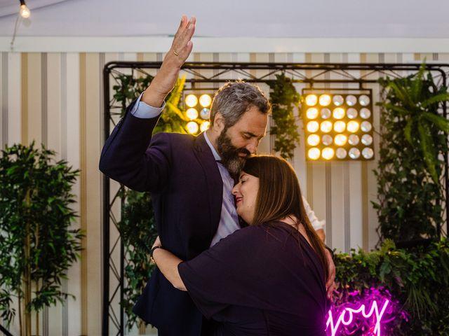 La boda de Paula y Yago en Celanova, Orense 71
